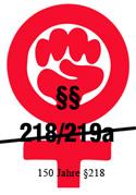 Frauenfaust f�r Frauenrechte